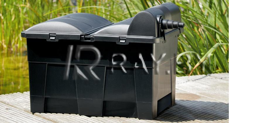 Фильтр безнапорный BioSmart UVC 16000  - 1