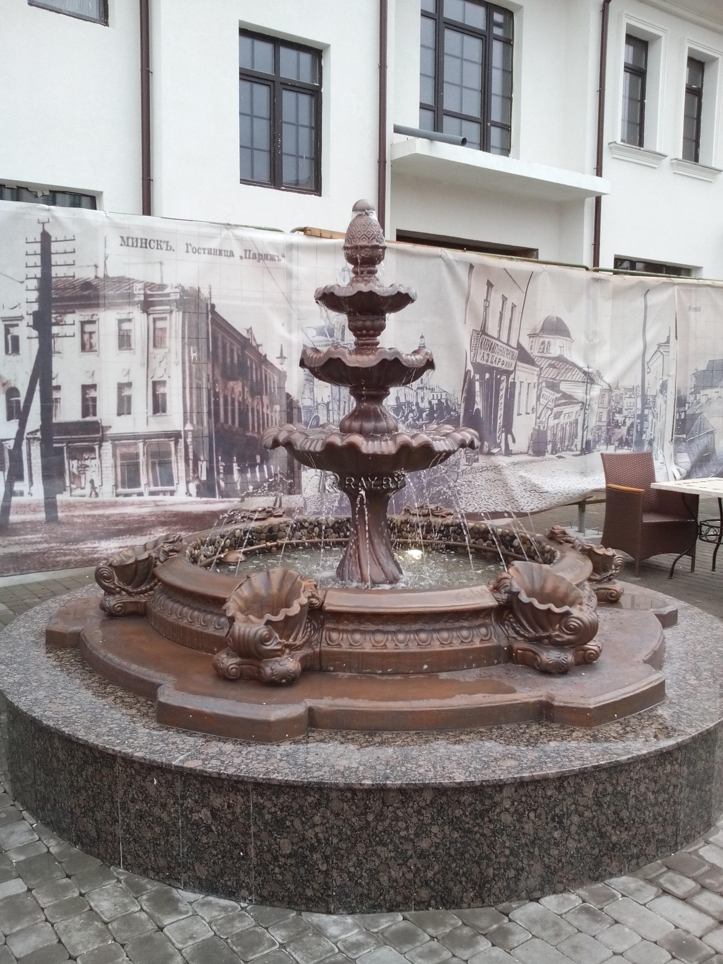 Фонтан Неаполитанский Ф 107 - 4