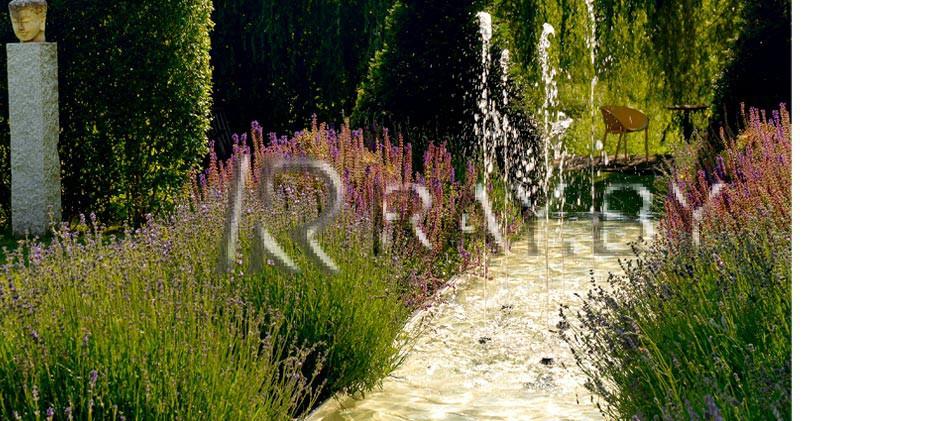 Фонтанная установка Water Quintet Creative - 6